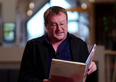 John McCarthy (As Gaeilge)