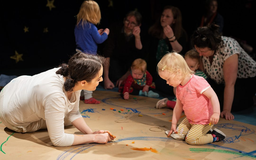 Calling artists interested in being part of BEAG, our Early Years multi-disciplinary arts programme.