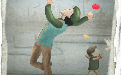 Timpeall – a new short animation and free classroom resources (as Béarla agus as Gaeilge) for Seachtain na Gaeilge…and beyond!