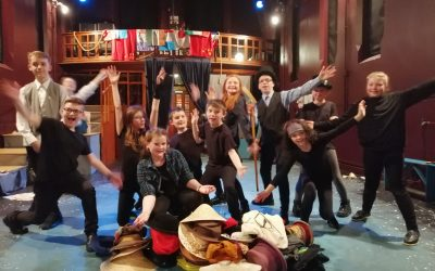 Do you know an 8-10 year old who would like to try out Activate Youth Theatre?